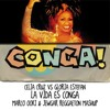 Free Download Celia Cruz Vs Gloria Estefan - La Vida Es Conga  Marco Ooki Ft Jewgar Reggaeton Mashup Mp3