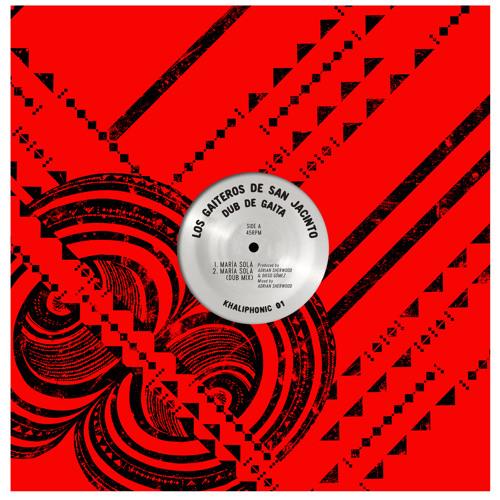 """Los Gaiteros De San Jacinto A2 """"Maria Sola (Dub Mix)"""" (Edit)"""