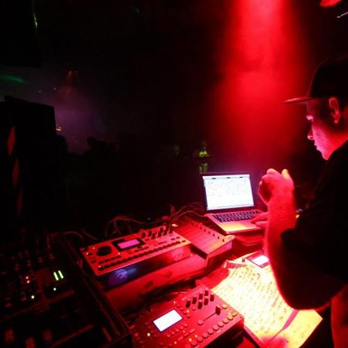 Neil Landstrumm live at MuK Giessen, Nachttanzdemo Aftershowparty