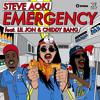Steve Aoki feat Lil Jon & Chidd Bang - Emergency (Kyle Prevost REMIX)