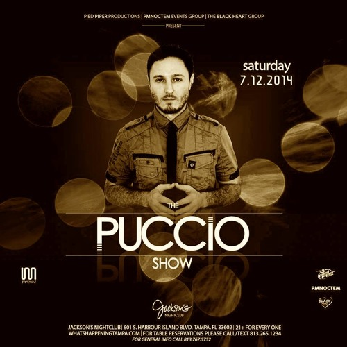 House Mix - July 2014 Podcast EP 43 by Tony Puccio