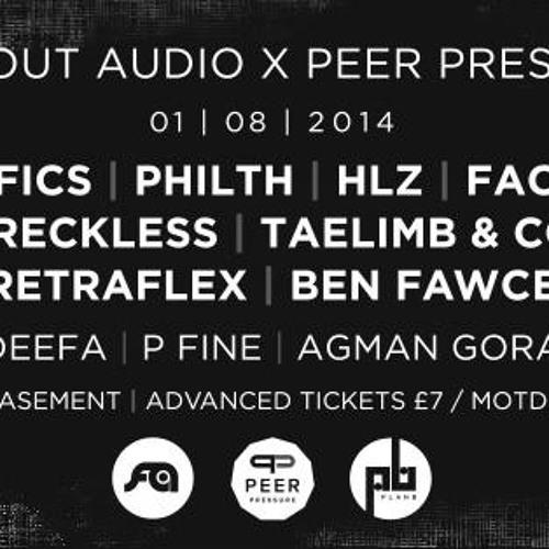 Peer Pressure x Flexout 01 - 08 - 14