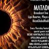 Matador - Live At ENTER.Pre - Party, Lips Rearters (Ibiza) - 10 - 07 - 2014