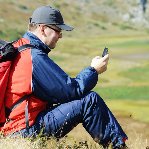 App Chat: Plugging In to the Outdoors