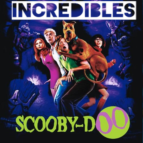 Incredibles - Scooby Doo (Original Mix)