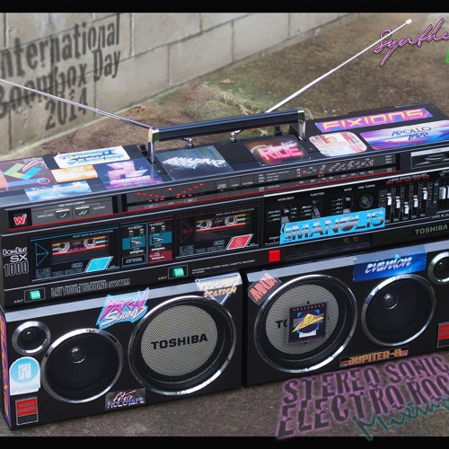 Stereo Sonic Electro Rockin Mixtape 2014 (see description for tracklisting)