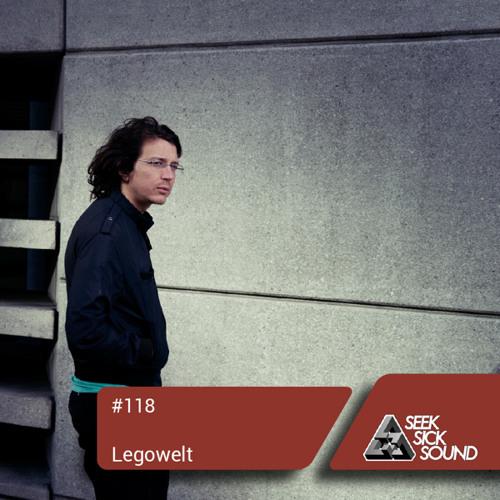 SSS Podcast #118 : Legowelt