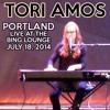 Tori Amos - Bing Lounge in Portland (full show) July 18 2014