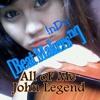 [Ndy Rmx] All Of Me- John Legend (Instrumental Remix)