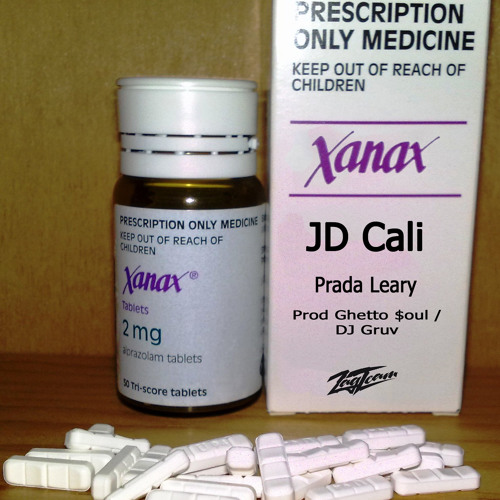 "JD Cali ""Xanax"" ft. Prada Leary produced by Ghetto $oul/ DJ.Gruv"