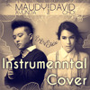 David Choi ft. Maudy Ayunda - By My Side (Instrumental Cover)