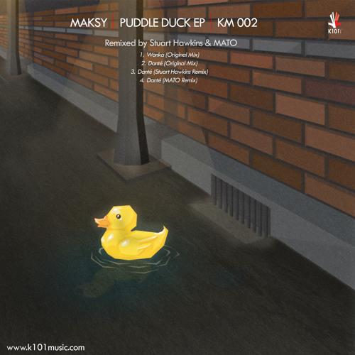 Maksy I El Dante (Stuart Hawkins Remix)