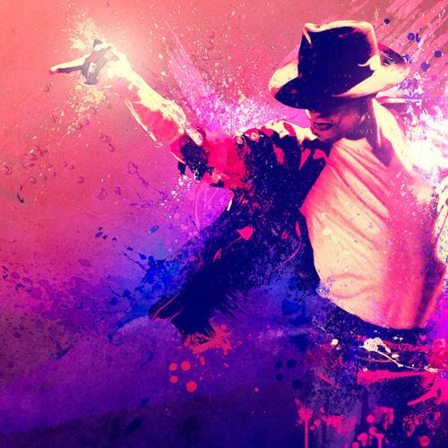 Electrifying Dancing Man