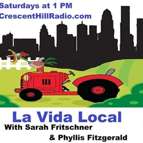La Vida Local - 07.19.14 - Lelia Gentle +Justin Mog + Abby Cheskis