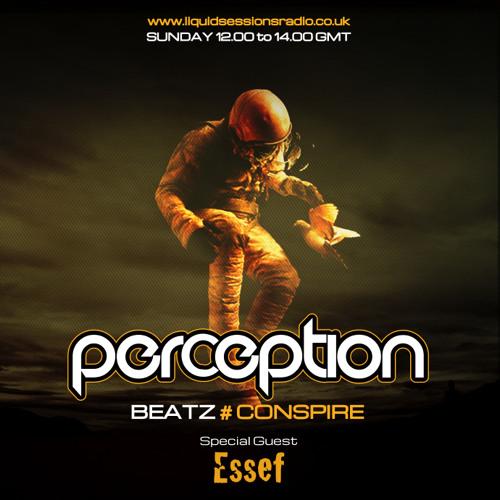 Perception Beatz - Conspire & Essef -July 20th 2014