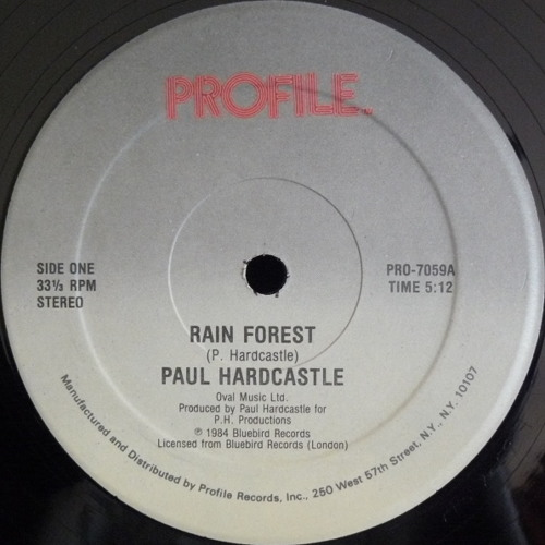 Paul Hardcastle Rain Forest Forest Fire