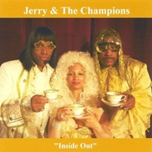 Jerry And The Champions - Inside Out [ G-noF Re-Work ]