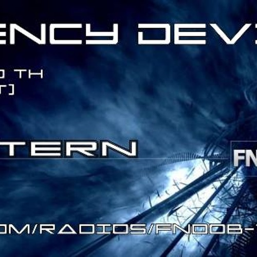 Mike Stern - Frequency Device Radioshow 20-07-2014