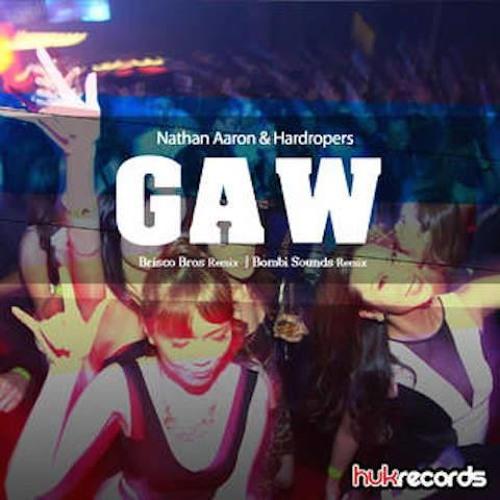 Nathan Aaron & Hardropers - Gaw (Original Mix) (PREVIEW) [Huk Records]