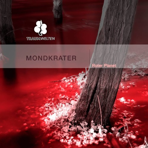 Mondkrater - Roter Planet [Traumwelten]