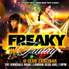 #FREAKYFRIDAYY HIP HOP MIX BY DJ TANA