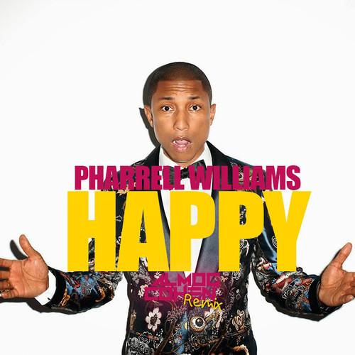 Pharrell Williams: Happy (Video 2013) - Photo Gallery - IMDb   500x500