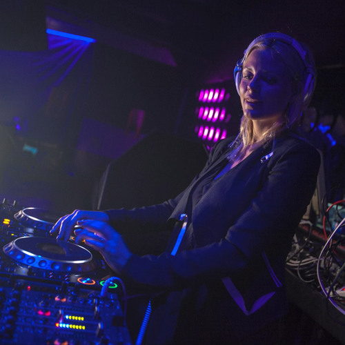 Ida Engberg: ENTER.Week 1, Terrace (Space Ibiza, July 3rd 2014)