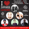 Panic At The Disco Interview on The Roger Goode Show ahead of I Heart Joburg