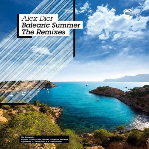 Alex Dior - Balearic Summer (Quivver Remix) [Preview Snippet]