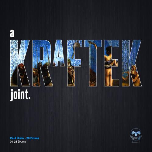 Paul Ursin - 28 Drums [Kraftek] OUT NOW