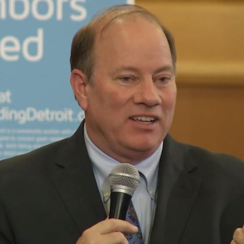 Detroit Mayor Michael Duggan