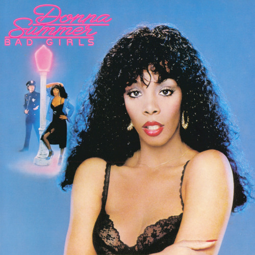 Donna Summer - Sunset People (1979)