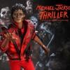 michel jacson _ Thriller Portada del disco