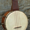 1930s Gibson UB-1 banjo ukulele with resonator (demo)