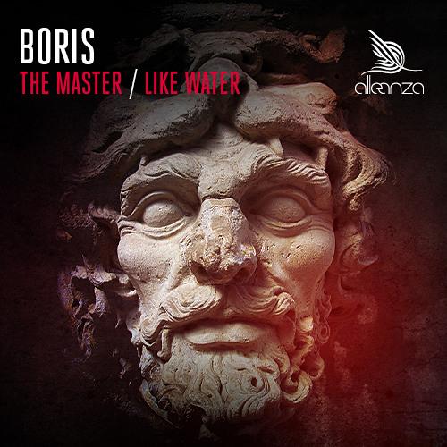 ALLE043 - Boris - Like Water / The Master - Alleanza