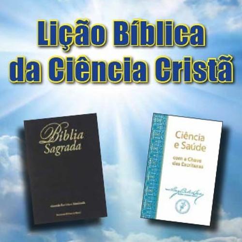 Lição Bíblica da Ciência Cristã - Cristo Jesus