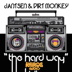 Jantsen & Dirt Monkey - The Hard Way [EDM.com Premiere]