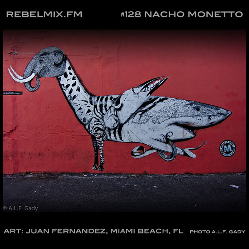 Rebel Mix 128 ft Nacho Monetto - Jul19.2014