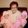 Inspirational grandmother Paula Tate raising two sets of twins under four