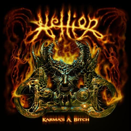 HELLION -  Hell Has No Fury