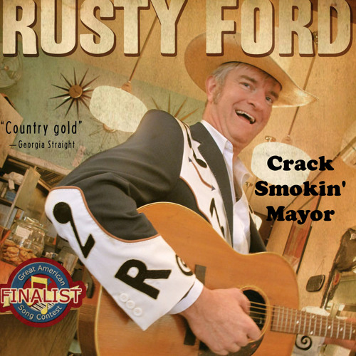 Crack Smokin' Mayor