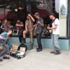 Street Musicians in downtown Asheville