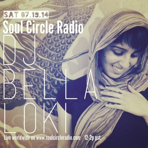 SCR Presents DJ Bella Loki