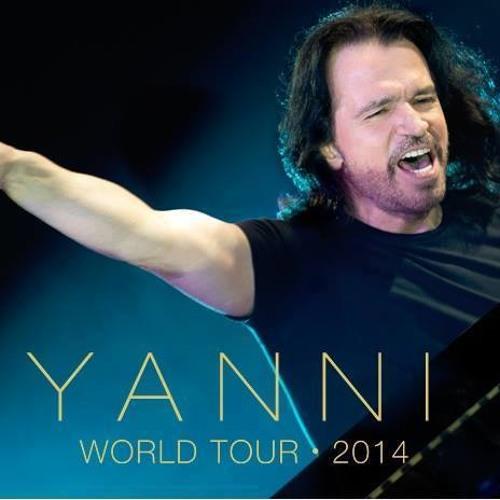 Felitsa -Yanni (live In The Roman Theatre of Carthage 2014