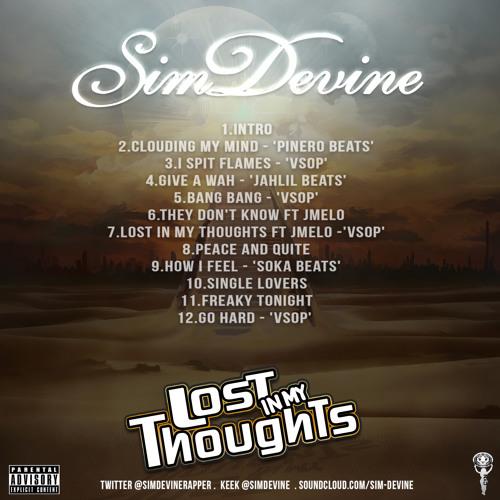 09 Sim Devine - How I Feel freestyle (Prod By Soka Beats)