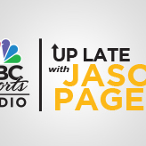 """07-22-14 Tony Dungy Commentary- """"Up Late With Jason Page""""- NBC Sports Radio"""