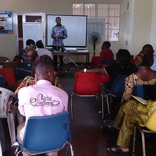 Radio spot from Sierra Leone about Ebola