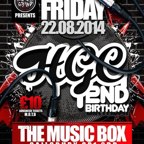 HGCs 2ND BIRTHDAY PROMO MIX