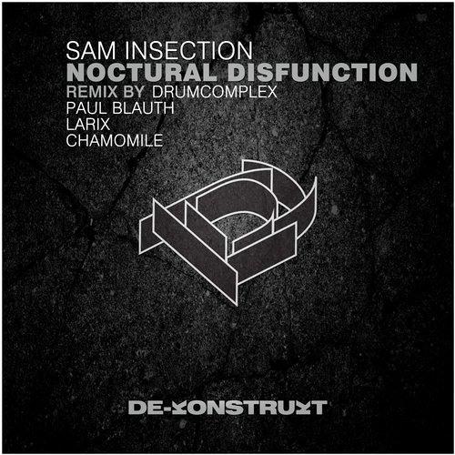 Sam Insecton - Symptom (Chamomile Dark Room Mix) [De - Konstrukt] SC Cut