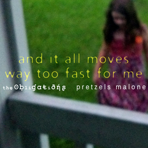 and it all moves way too fast for me